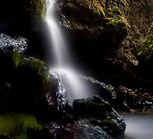 Hidden Falls by DawsonImages