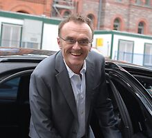 Danny Boyle by DaveVaughan