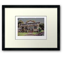 Sunshine Coast Arts & Crafts Framed Print