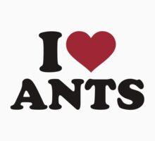I love ants Kids Clothes