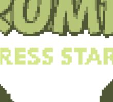 Game Grumps GameBoy Sticker