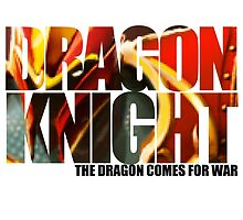 Dota 2 - Dragon Knight by jackthewebber