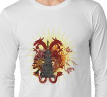 Fire Dragons Long Sleeve T-Shirt