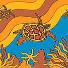 Goorlil - (turtle) irralb season (autumn) by sekodesigns