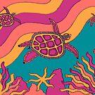 Goorlil - (turtle) jalalay season (spring)  by sekodesigns