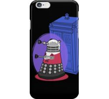 Daleks in Disguise - Third Doctor iPhone Case/Skin