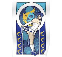 Sailor Mercury Poster