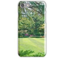 Summertime, the Butchart Gardens, Vancouver Island, BC, Canada iPhone Case/Skin