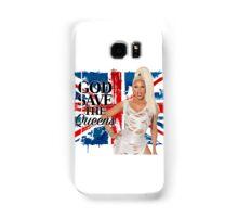 God Save The Queens Samsung Galaxy Case/Skin