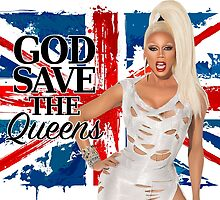 God Save The Queens by aespinel