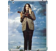 God Bless Tiny Tim iPad Case/Skin