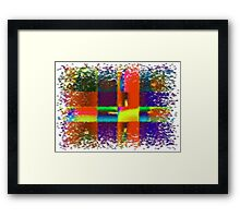 PatchWorks 4-Available As Art Prints-Mugs,Cases,Duvets,T Shirts,Stickers,etc Framed Print