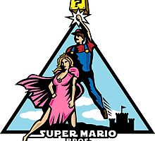 Super Mario Bros. - A New Hope by nei1b