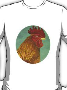 Rooster portrait T-Shirt