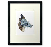 Snowmine - Laminate Pet Animal Framed Print