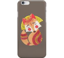 The Little Wolf iPhone Case/Skin