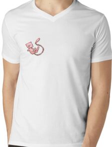 Dex No. 151 Mens V-Neck T-Shirt