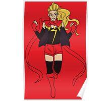 Carol Danvers Poster