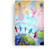 Unity in Diversity Canvas Print