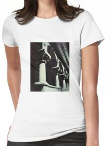 Newtown Arches Womens Fitted T-Shirt