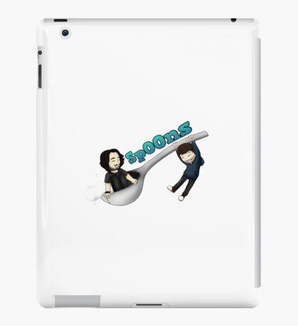 Sp00n iPad Case/Skin