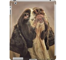 Waiting For The Ball iPad Case/Skin