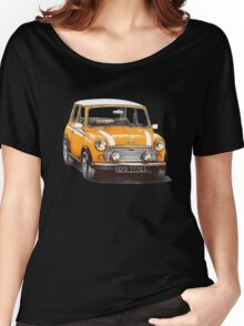 1991 Rover Mini Cooper  Women's Relaxed Fit T-Shirt