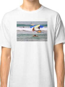 Surf boards crash Classic T-Shirt