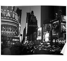 Times Square 2003 > Poster