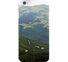Mountainous Hills iPhone Case/Skin