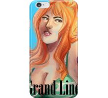 Grand Line Collection: Nami iPhone Case/Skin