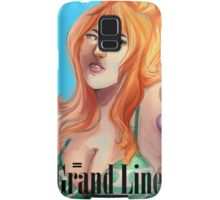 Grand Line Collection: Nami Samsung Galaxy Case/Skin