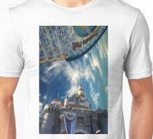 2 parks 1 sky Unisex T-Shirt