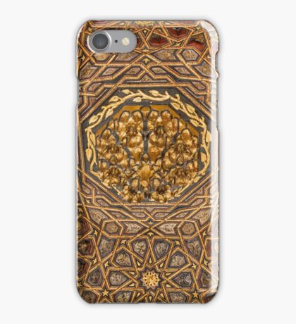 Shapes and Patterns iPhone Case/Skin
