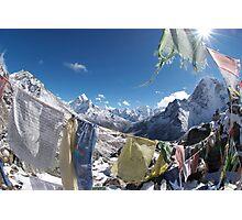 Thokla Pass 4830m Photographic Print
