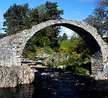 Bridge of Carr, Scotland by rodsfotos