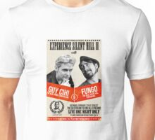 Silent Hill 2 with Guy, Dave and Fungo! Unisex T-Shirt