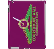The Courthouse Mall iPad Case/Skin