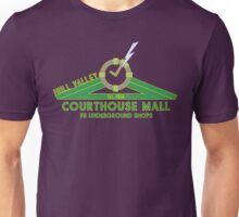 The Courthouse Mall Unisex T-Shirt