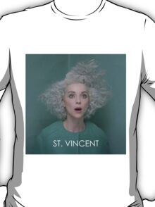 St. Vincent T-Shirt