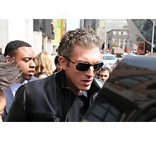 Vincent Cassel  Photographic Print