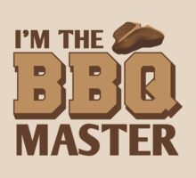 I'm the BBQ MASTER by jazzydevil