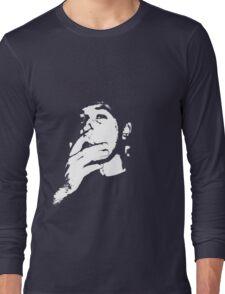 Smoking Vincent Long Sleeve T-Shirt