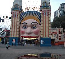 Luna Reflection by Pumpkinpizza