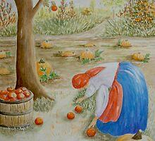 Harvest by Ilunia Felczer