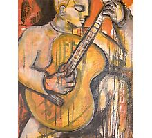 Soul Strings Photographic Print