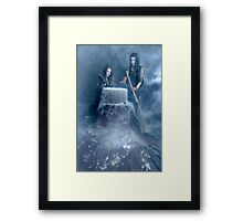 Witching Hours Framed Print