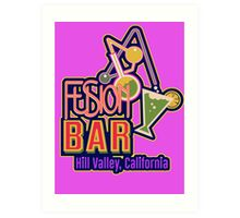 Fusion Bar Hill Valley Art Print