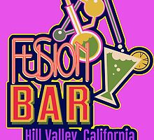 Fusion Bar Hill Valley by Robiberg