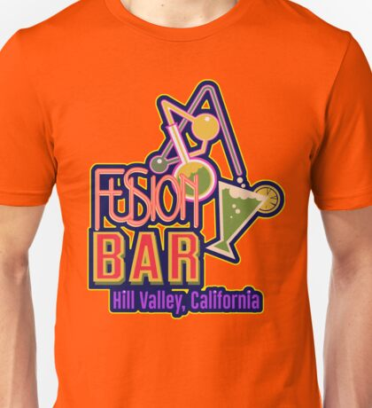 Fusion Bar Hill Valley Unisex T-Shirt